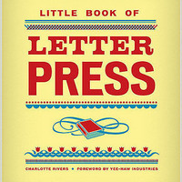 Little Book of Letterpress | PLASTICLAND