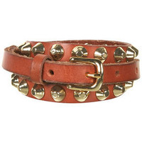 Skinny Grunge Belt - Belts  - Accessories