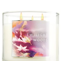 3-Wick Candle Twilight Woods