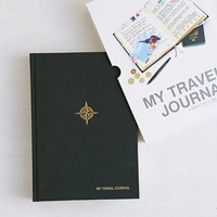 My Travel Journal- Black One