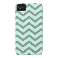 BCB | PASTEL CHEVRON CHIC IPHONE CASEMATE CASE IPHONE 4 CASES from Zazzle.com