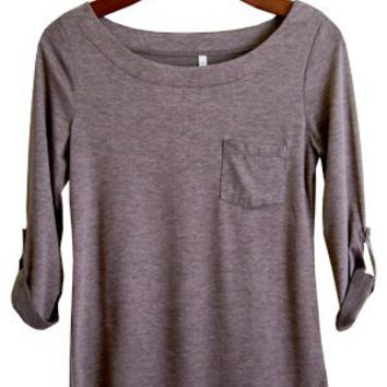 Perfect Everyday Shirt, Mocha