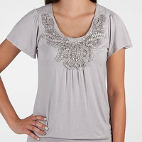 Daytrip Banded Hem Top - Women's Shirts/Tops | Buckle