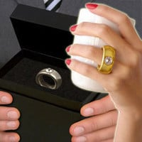 Bling Ring Mug - LatestBuy Australia | Add some rise and 'shine' to your morning cuppa!