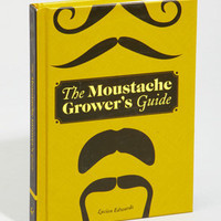 The Moustache Grower's Guide | Guide by Lucien Edwards | fredflare.com