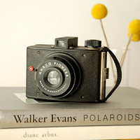 1940&#x27;s Ansco Pioneer Camera -Vintage Box Camera