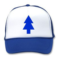 Gravity Falls: Dipper's Hat from Zazzle.com