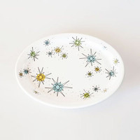 Cosmic Oval Plate