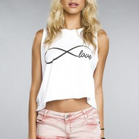Sadie Infinity Love Tank