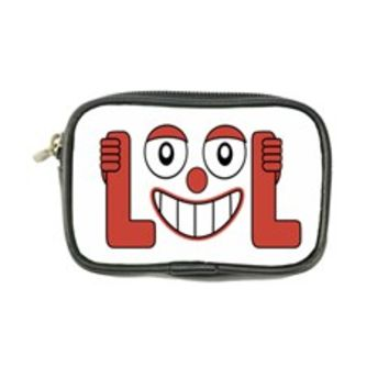 Laughing Out Loud Illustration002 Coin Purse