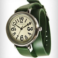 Cavalry Double-Wrap Wrist Watch | PLASTICLAND