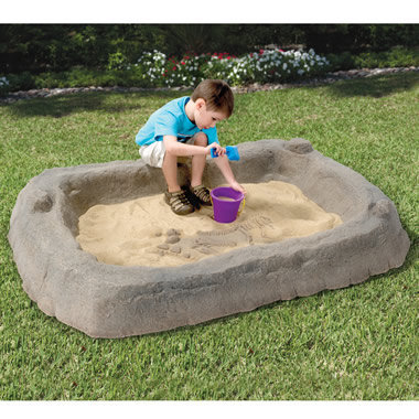 The Landscape Architect&#x27;s Sandbox - Hammacher Schlemmer