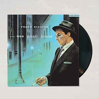 Frank Sinatra - In The Wee Small Hours LP - Black One