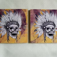 Coaster Set of Two