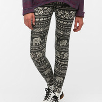 Truly Madly Deeply Elephant Paisley Legging
