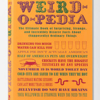 Weird-O-Pedia By Alex Palmer