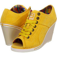 Nine West Sneakers Tesla Wedge