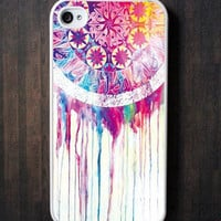 Dream Catcher - Apple iPhone 4s and iPhone 4 Case Cover-graphic Iphone case