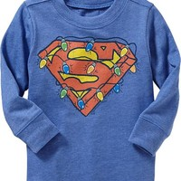 DC Comics™ Superman Tees for Baby