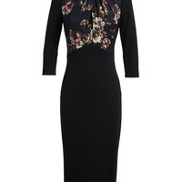 JASON WU | Fitted Floral Dress | Browns fashion & designer clothes & clothing