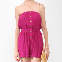 Snap Button Romper