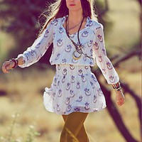 Free People Wild Horses Dress