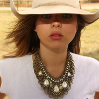 the GAMBler necklace | gypsyville