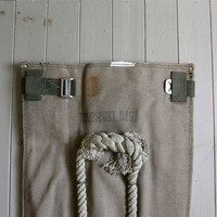 Vintage Military Transport Bag by ethanollie on Etsy
