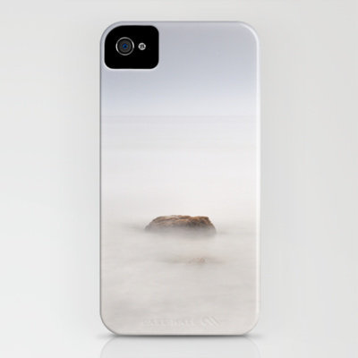 foggy evening iPhone Case by Guido Montañés | Society6