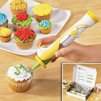Frosting Decorating Pen - Fresh Finds - Cooking &gt; Cooking &amp; Baking