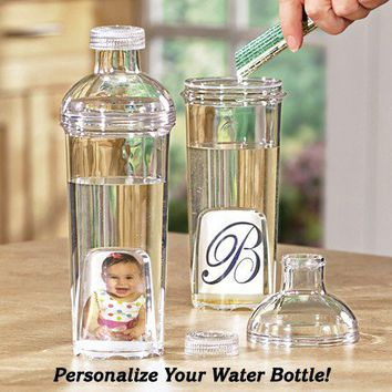 Reusable Water Bottle - Fresh Finds - Cooking > Cooking for One