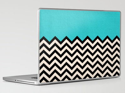 Follow the Sky Laptop & iPad Skin by Bianca Green | Society6