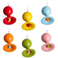 Hummingbird Feeders by J Schatz | Design Milk
