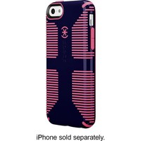Speck - Candyshell Grip Case for Apple® iPhone® 5c - Purple/Pink