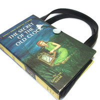 Nancy Drew Book  Purse: Secret of the Old Clock