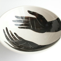 Grasp (Porcelain Bowl)