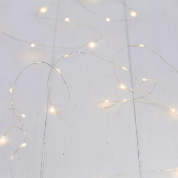 50 Warm White Micro Fairy Lights