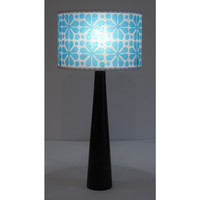 HR is on holiday until early Sept! — Wide Drum Parade Lampshade 4 Colours