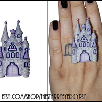 Fairy Castle Ring