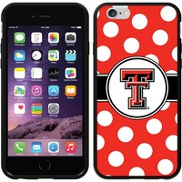 Coveroo, Inc. Texas Tech Red Raiders Polka Dots iPhone 6 Switchback Snap-On Case