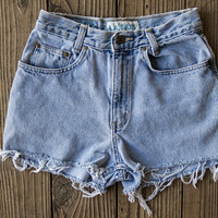 L.A. Blues High Waisted Shorts