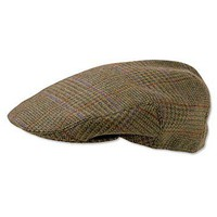 Wool Driving Cap / Estate Tweed Hat -- Orvis