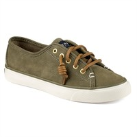 Sperry Top-Sider Seacoast Washable Leather Sneaker at Von Maur