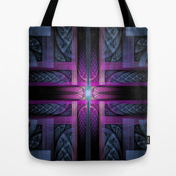 Guiding Light Tote Bag by Lyle Hatch