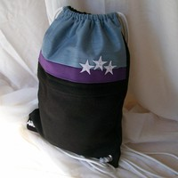 Drawstring Backpack With High Schoo.. on Luulla