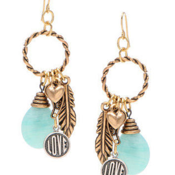 Ten Bears Dangle Earrings | Gilt Groupe