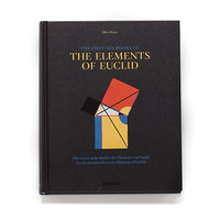 The First Six Books of the Elements of Euclid - Default Title