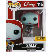 Disney The Nightmare Before Christmas Pop! Sally Vinyl Figure Hot Topic Exclusive