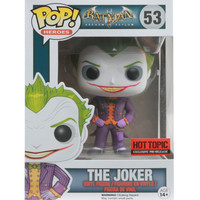 Funko DC Comics Batman: Arkham Asylum Pop! The Joker Vinyl Figure