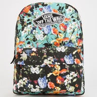 Vans Realm Backpack Black One Size For Women 24813010001